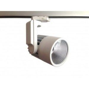 Трековые светодиодные светильники и комплектующие