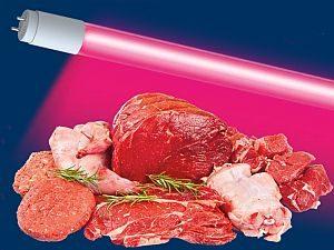 Лампы для мясных витрин светодиодные