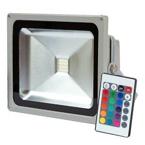 Прожекторы светодиодные RGB